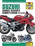 Suzuki TL1000S,TL1000R & DL1000 V-Strom 1997-2004 (Haynes Service & Repair Manual)