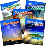 Earth and Space Science Grade 5 Spanish Set (Science Readers: Content and Literacy) (Spanish Edition)