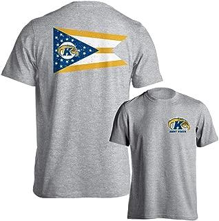 NCAA Official State Flag Logo Collegiate Short Sleeve T-Shirt