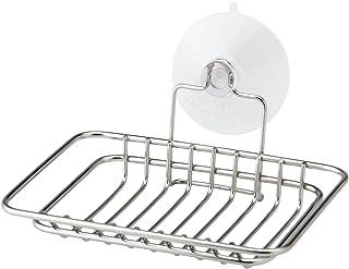 レック ステンレス 石けん皿 吸盤 ( ソープディッシュ )