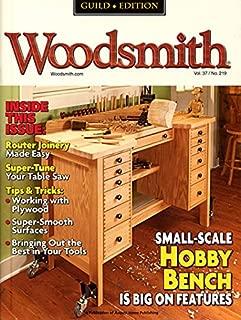 Woodsmith - Magazine Subscription from MagazineLine (Save 2%)