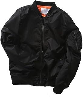 omniscient Men's Fashion Lightweight Softshell Flight Bomber Jacket Coat