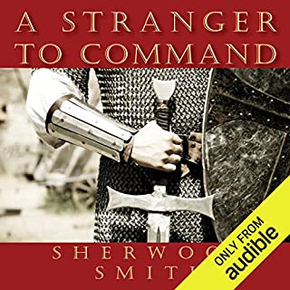 A Stranger to Command audiobook cover art