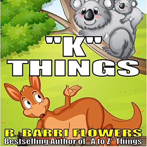 """K"" Things audiobook cover art"