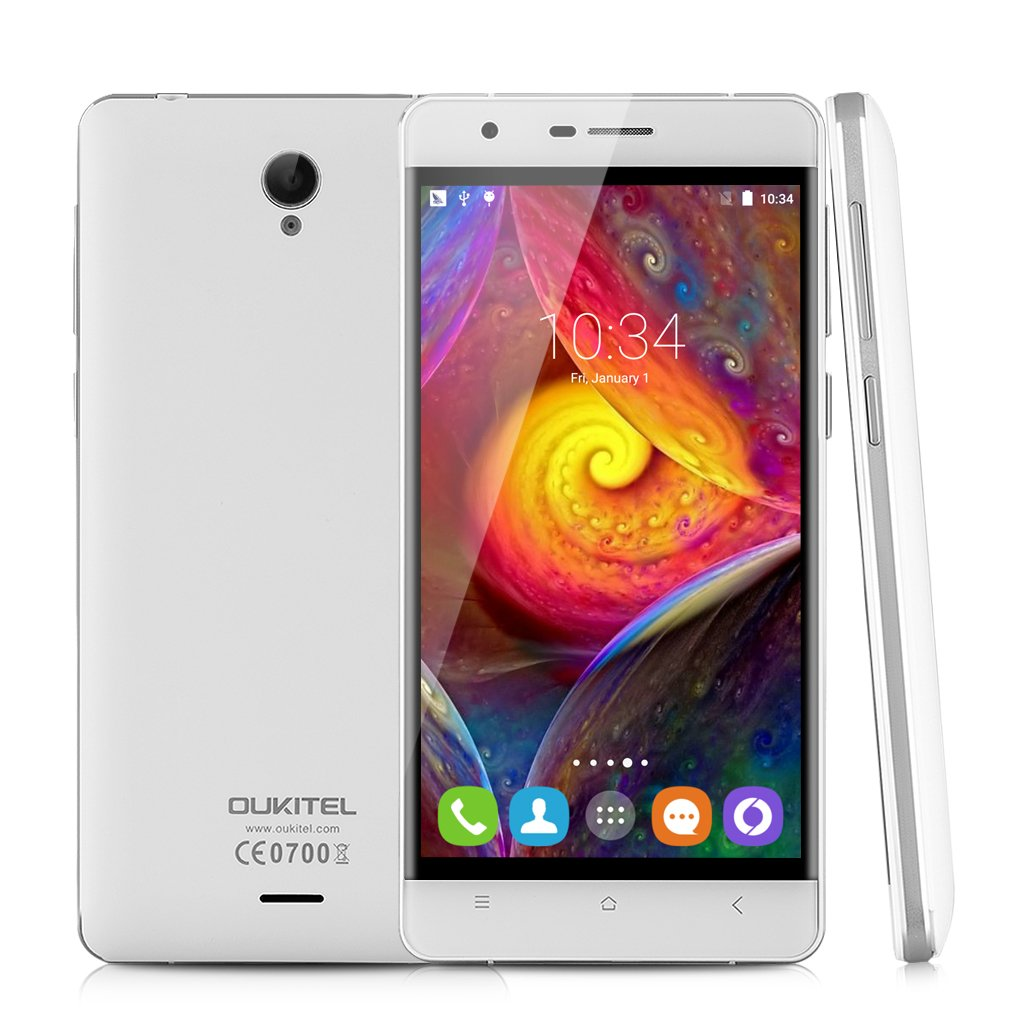 Oukitel K4000 Lte 4G - Smartphone Movil Libre Android (5.0