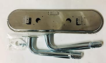 Music City Metals 16312-79602 Stainless Steel Burner Replacement for Gas Grill Model Uniflame GBC1001W-C