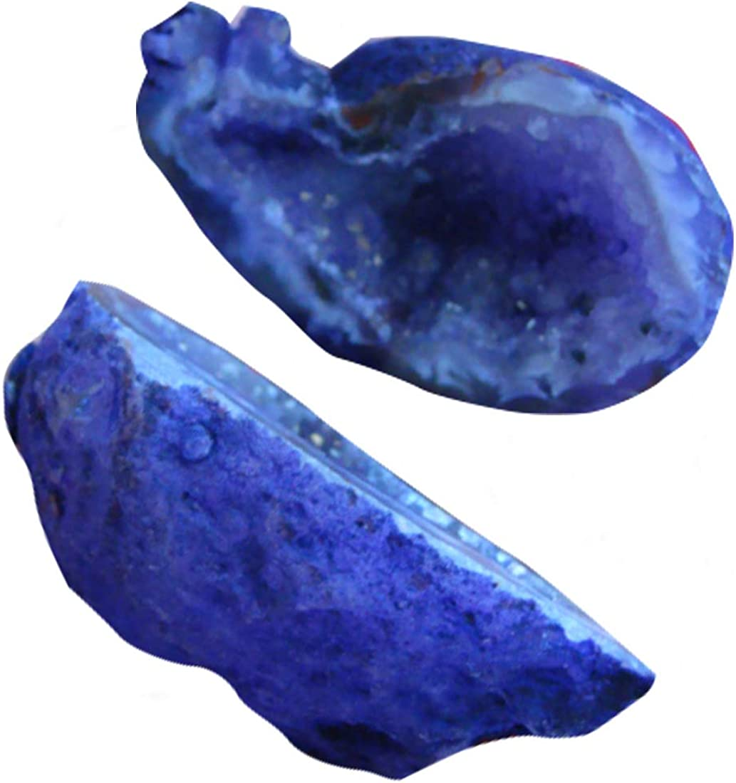 Gorgeous Mama0208 Purple Free Shipping New Geode Pair Collection