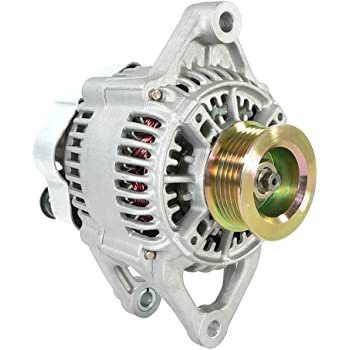 117 AMP DB Electrical AND0273 Alternator For Jeep Cherokee 2001 01 4.0L 4.0 242 L6 //56041822AB //121000-3780//12 Volt