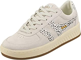 Gola Grandslam Suede Safari Womens Fashion Trainers