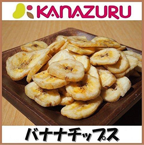 金鶴食品 バナナチップ 500g