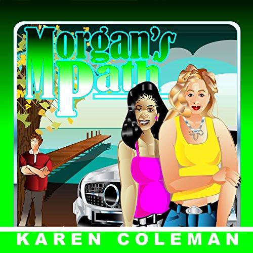 Morgan's Path audiobook cover art