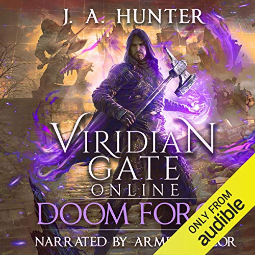Viridian Gate Online: Doom Forge audiobook cover art