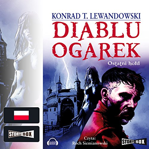 Ostatni hold (Diablu ogarek 3) cover art