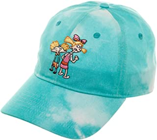Hey Arnold Hat - Adjustable 90s Cartoon Hat