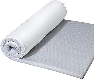 KYH マットレス 高反発 シングル 敷布団 ベッドマットレス「優反発力と柔らかさを兼備」ほど良い硬さ180N 高密度32D マットレス シングル 200*100cm 厚さ4cm カバー洗える