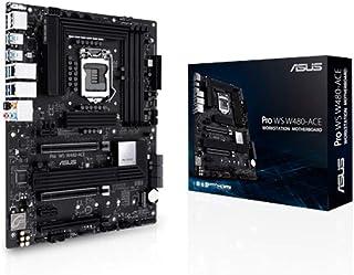 ASUS PRO WS X570-ACE (AMD X570) AMD AM4 X570 ATX لوحة الأم Gigabit LAN، Dual M.2، U2، وASUS Control Center Express
