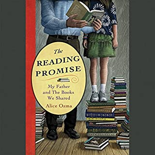 The Reading Promise audiobook cover art
