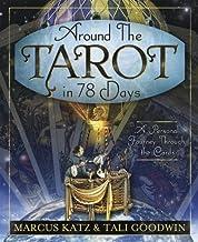 表紙: Around the Tarot in 78 Days: A Personal Journey Through the Cards (English Edition) | Marcus Katz