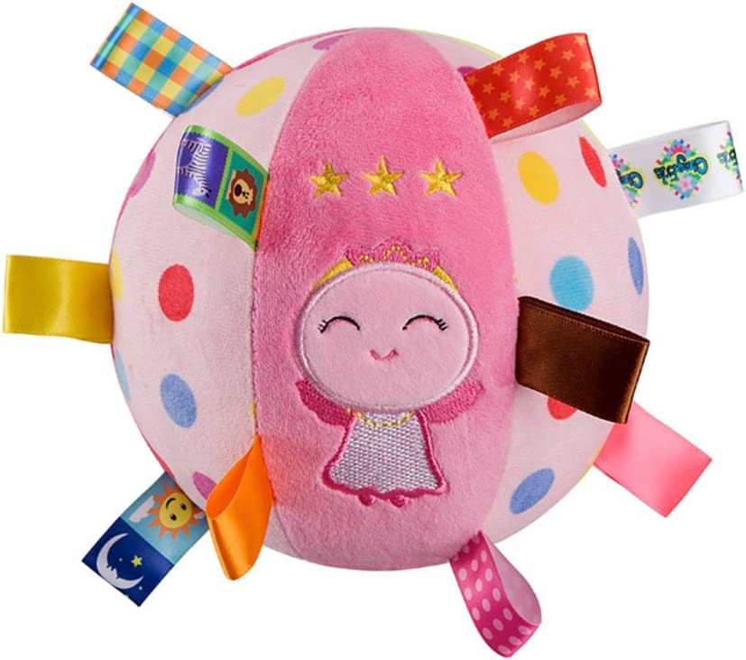 Inchant 35% OFF Soft Rattle Ball for Babies Plush Super beauty product restock quality top! Toddler - Buil Sensory