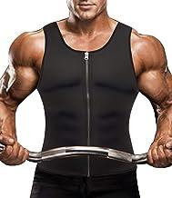 br/ûle Les Graisses pour Perdre du Poids Minceur Body Shaper Musculation Gym Running Gilet Sport XDSP D/ébardeur Sauna Gilet Veste Sueur Absorbe pour Perdre du Poids Shapewear