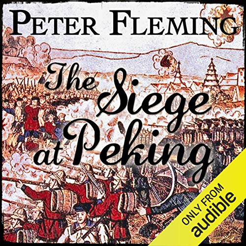 The Siege at Peking cover art