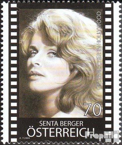 Prophila Collection Österreich 3057 (kompl.Ausg.) 2013 Senta Berger (Briefmarken für Sammler) Prominente / Film / Theater