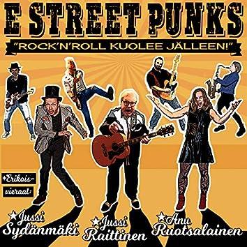 Rock'n'roll kuolee jälleen!