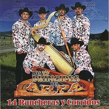 14 Rancheras y Corridos
