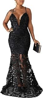 Best black mesh see through dress Reviews