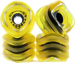 Shark Wheel Sidewinder Longboard Wheels 70mm, 78a
