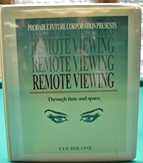 The Academy of Remote Viewing presents The Complete Remote Viewing Course