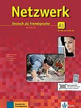 Netzwerk a1, libro del alumno + 2 cd + dvd: Deutsch als Fremdsprache: Vol. 1
