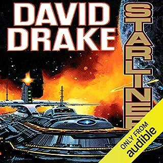 Starliner audiobook cover art