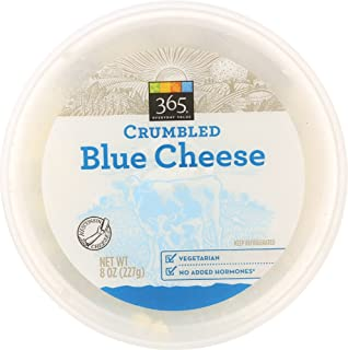 365 Everyday Value, Blue Cheese Crumbles, 8 oz