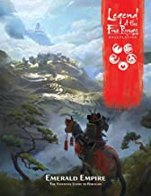 Fantasy Flight Games Emerald Empire: The Essential Guide to Rokugan