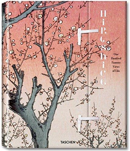 Hiroshige. Hundert berühmte Ansichten von Edo: Golden Book by Melanie Trede (2010-09-05)