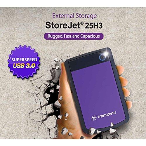 トランセンド(Transcend)『StoreJet25H3』
