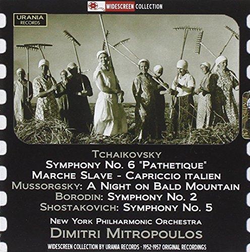 Dimitri Mitropoulos Dirigiert