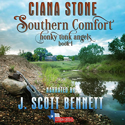 Southern Comfort Audiobook By Ciana Stone cover art
