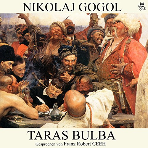 Taras Bulba audiobook cover art