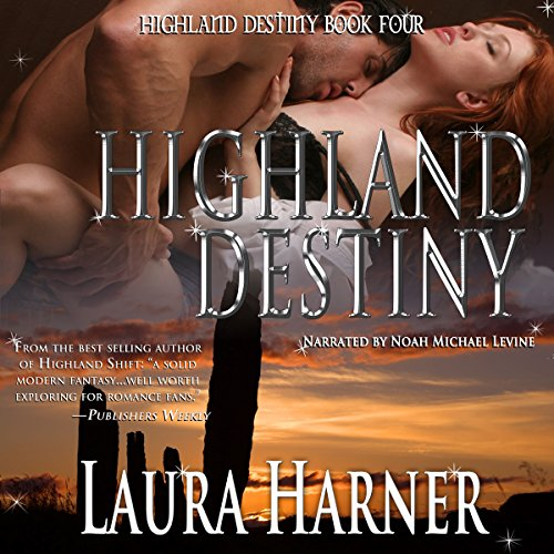 Couverture de Highland Destiny