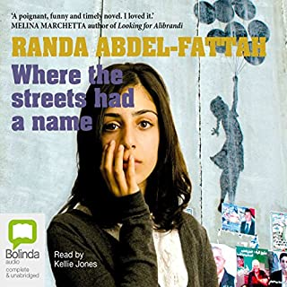 Where The Streets Had A Name cover art