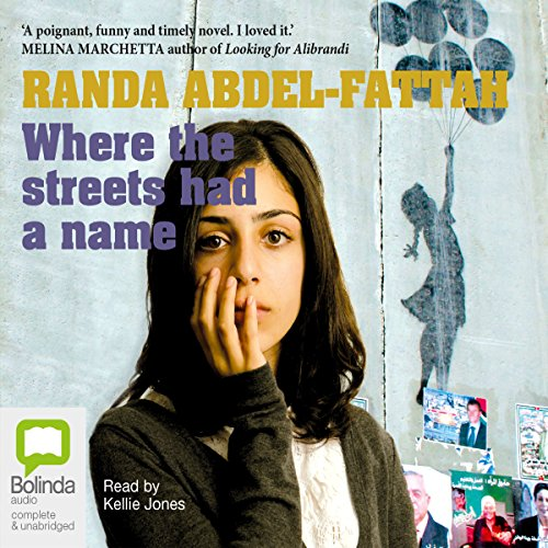 Where The Streets Had A Name audiobook cover art