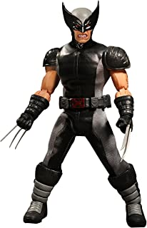 Mezco Toys MAR178670 One: 12 Collective: Marvel X-Force Wolverine Action Figure
