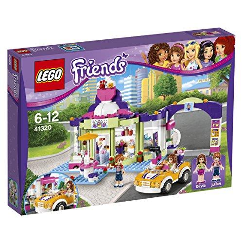 LEGO Friends 41320 Heartlake Joghurteisdiele Konstruktionsspielzeug