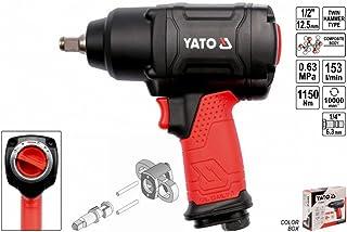 comprar comparacion YATO YT-09540 - doble llave de impacto del martillo 1/2 '' 1150nm
