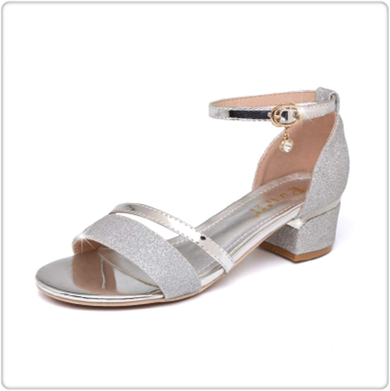 ZXCVB& Gladiator Sandals Women Sandalias women 2018 Ladies Summer shoes Women Sandals Open Toe Heels Ladies Wedding Sandals Sandalet 2 5