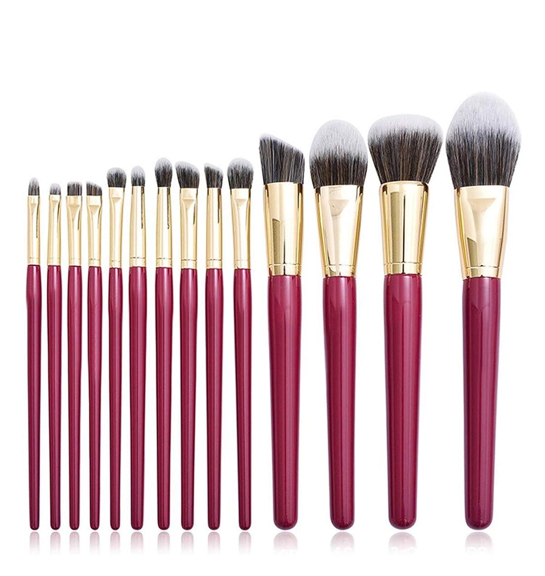 ラリーベルモントアイデア廃止するZbratta 化粧筆15化粧筆高品質レーヨン毛が落ちにくく、色が柔らかく、肌触りが快適で化粧効果が絶妙です。 売り上げ後の専門家