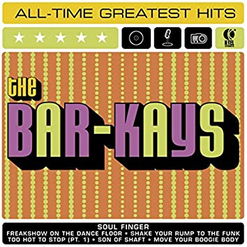 The Bar-Kays: All-Time Greatest Hits