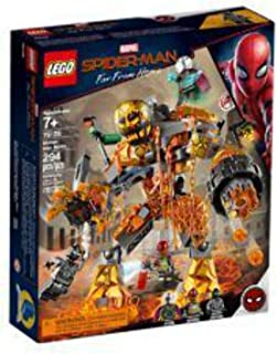 LEGO Super Heroes Molten Man Battle for age 7+ years old 76128